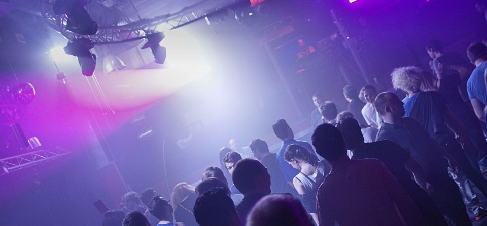 Techno Trance Party in Stuttgart