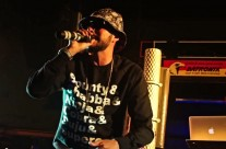 Million Stylez live in Concert