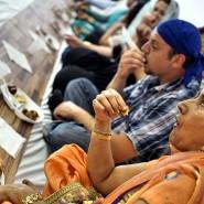 Sikh Verlobungsfeier
