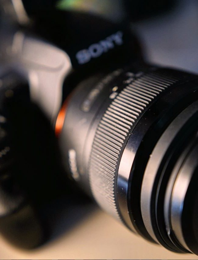 Review SONY Alpha 37